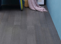 WOVEN GREY BAMBOO (SOLID WOOD)