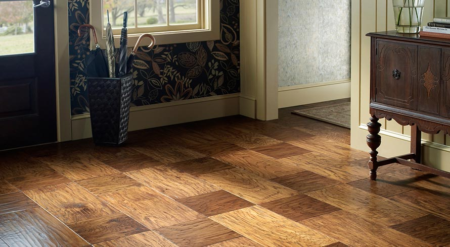 Designed laminate flooring in UAE